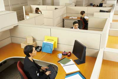 Office space in law firms