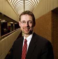 Paul Caron: Associate Dean of Faculty and Law Professor at the University of Cincinnati College of Law