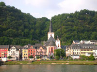 River Cruising on Europe's Great Rivers: A Movable Feast through Centuries