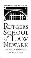 Rutgers School of Law-Newark, Newark, NJ