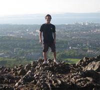 2L Scott Resnick:  World Traveler Decides on Law School