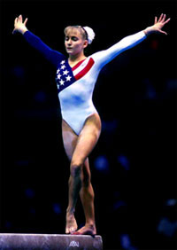 Shannon Miller:  Champion Gymnast and 3L at Boston College Law School in Newton, MA