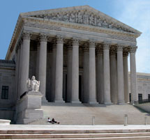 Supreme Court Hears Case on Law School Federal Funding