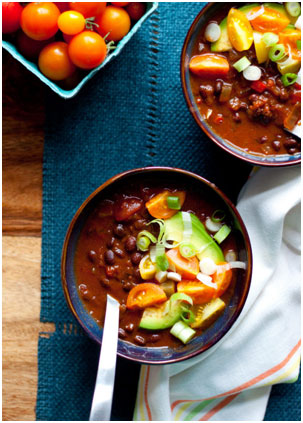 With winter only progressing, what is your favorite type of chili? Give this list a go and see which recipe to try at home.