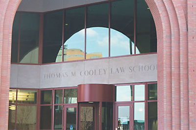 Why the lawsuit against Cooley Law School was dismissed
