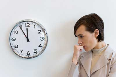 Paralegals need to know proper time management