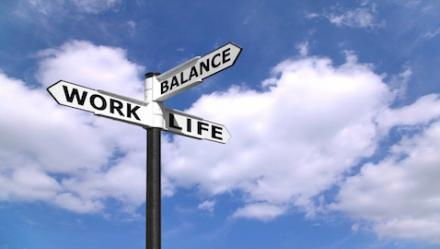 Want better productivity from your attorneys? Encourage work-life balance.