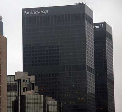 Paul Hastings LLP.